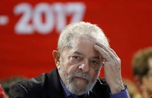 Tòa án Tối cao Brazil cho phép bắt giam cựu Tổng thống Lula da Silva