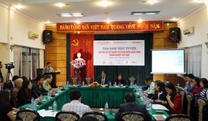 Tọa đàm về hàng Việt