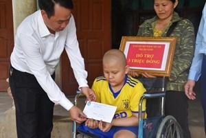 Cụm thi đua số 2 MTTQ Việt Nam tỉnh Thái Nguyên: Tổng kết công tác Mặt trận năm 2019