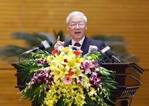 Tổng Bí thư băn khoăn về hiện tượng 'bổ nhiệm người nhà'