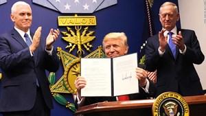 Tổng thống Mỹ trước sự lựa chọn cấm hay không cấm?