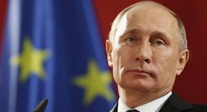 Tổng thống Nga Putin xuất hiện trên bìa tạp chí Time