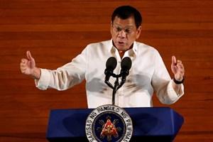 Tổng thống Philippines lại phát ngôn gây sốc
