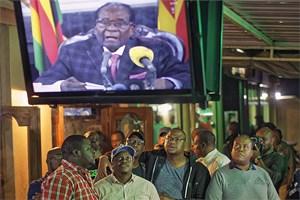 Tổng thống Zimbabwe chấp nhận từ chức?