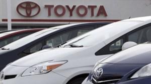 Toyota Việt Nam triệu hồi hơn 20.000 xe do lỗi túi khí
