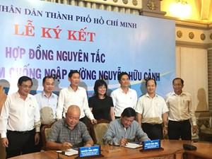 TP HCM chính thức thuê máy bơm 'khủng' chống ngập