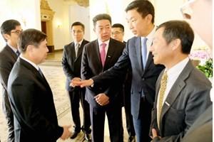 TP HCM mời Tập toàn Keppel - Singapore xây đô thị thông minh