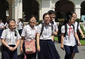 TP HCM: 'Siết' nguyện vọng vào lớp 10