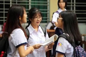 TP Hồ Chí Minh: Bất ngờ với điểm chuẩn lớp 10