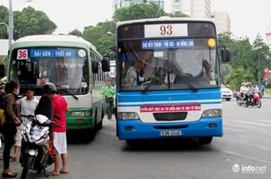 TP Hồ Chí Minh: Chấn chỉnh hoạt động xe buýt