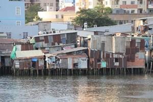 TP Hồ Chí Minh:  Hỗ trợ các hộ dân sống trên và ven kênh rạch