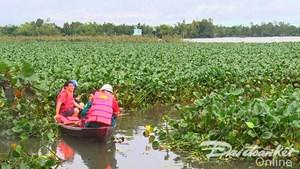 TP Tam kỳ ra quân khắc phục hậu quả mưa lũ