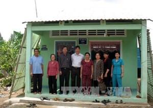Trà Vinh: Hơn 10 tỷ đồng hỗ trợ xây dựng nhà ở cho hộ nghèo