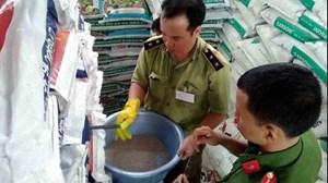 Trà Vinh: Phát hiện nhiều mẫu phân bón giả, kém chất lượng