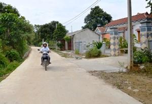 Trên 1.550 tỷ đồng để bê tông hóa đường giao thông nông thôn tại Tuyên Quang