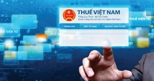 Triển khai mở rộng hệ thống dịch vụthuế điện tử