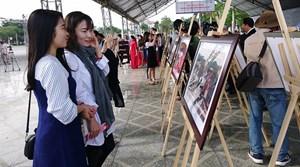 Triển lãm ảnh đất nước và con người Hàn Quốc- Quảng Nam