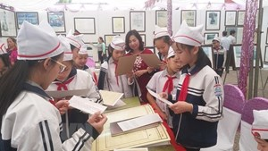 Triển lãm bản đồ, tư liệu về quần đảo Hoàng Sa, Trường Sa của Việt Nam