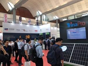 Triển lãm quốc tế Năng lượng mặt trời Việt Nam