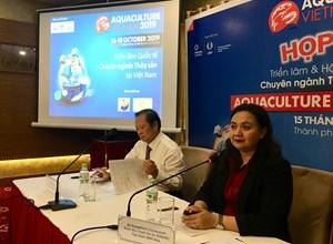 Triển lãm và Hội thảo Quốc tế chuyên ngành Thủy sản Việt Nam tại Cần Thơ