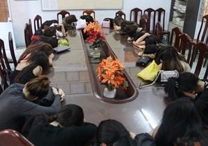 Triệt phá ổ mại dâm tại TP Nha Trang
