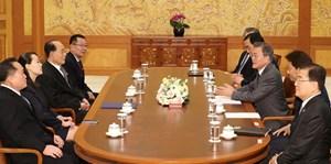 Triều Tiên cử phái đoàn cấp cao dự bế mạc Thế vận hội tại Hàn Quốc.