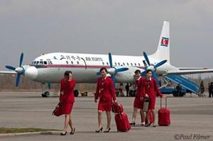 Triều Tiên mở đường bay quốc tế mới qua không phận Hàn Quốc
