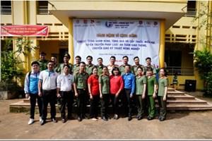 Hoạt động 'Trí thức khoa học tình nguyện' tại Đắk Nông