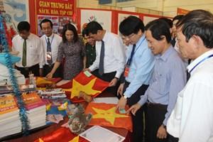 Trưng bày tư liệu 'Hoàng Sa, Trường Sa của Việt Nam - Những bằng chứng lịch sử và pháp lý'