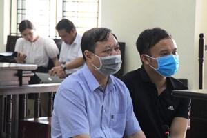 Nguyên Trưởng Công an TP Thanh Hóa bị đề nghị mức án 3 năm tù