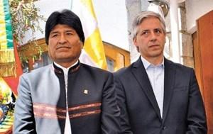 Tổng thống Bolivia và 'phó tướng' đồng loạt từ chức sau 3 tuần tái đắc cử