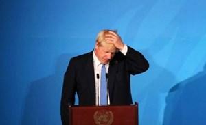 Tình thế khó khăn của Thủ tướng Anh Boris Johnson