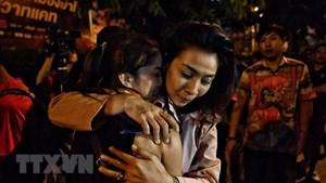 Thái Lan: Toàn bộ con tin đã được giải cứu, thủ phạm vẫn lẩn trốn