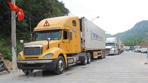 Lạng Sơn: Vẫn chưa thể mở các cửa khẩu phụ