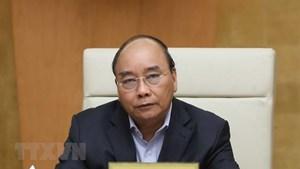 Thủ tướng: Phải có những cơ chế, giải pháp thúc đẩy kinh tế