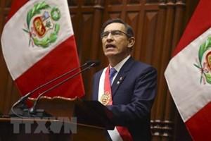 Peru: Xung đột giữa Tổng thống và Quốc hội