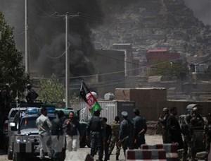 Đánh bom tại miền Tây Afghanistan