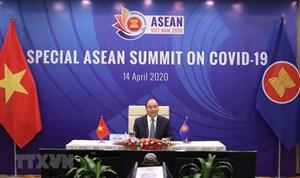 Thúc đẩy hợp tác ASEAN trong phòng, chống dịch Covid-19