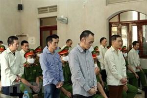 Phạt tù nhóm đối tượng lật đổ chính quyền nhân dân tại Mường Nhé