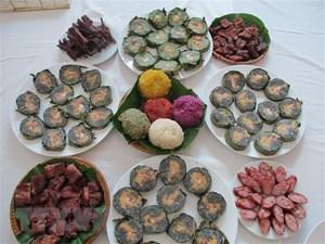 Độc đáo phong tục ăn Tết của người Thái vùng Mường Lò