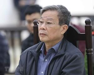 Vụ MobiFone mua AVG: Bị cáo Nguyễn Bắc Son bị đề nghị mức án tử hình