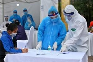 Hà Nội: Khẩn trương rà soát người liên quan ca mắc Covid-19 tại BV Bạch Mai