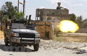 Giao tranh căng thẳng tại Lybia
