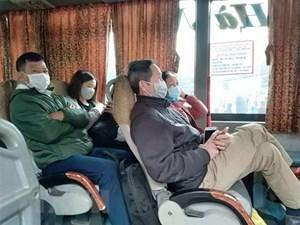 Ngăn chặn nguy cơ dịch bệnh tại các bến xe