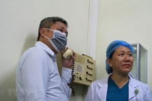 TP HCM kiến nghị cho Bệnh viện Bệnh nhiệt đới được xét nghiệm nCoV