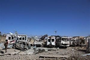 Bạo lực tiếp diễn tại Afghanistan