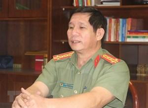 Công bố quyết định cách chức Giám đốc Công an tỉnh Đồng Nai