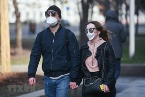Số ca mắc Covid-19 ở Nga vượt 20 nghìn người, Ukraine có thêm 270 ca