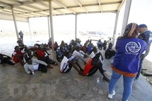 Libya trục xuất 21 người nhập cư bất hợp pháp