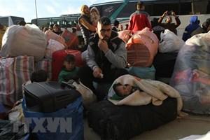 Thổ Nhĩ Kỳ sẽ không tiếp nhận thêm người tị nạn Syria